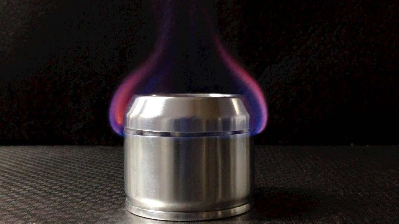 Best ideas about Alcohol Stove DIY . Save or Pin Alcohol Stove Side Slot Stove Now.