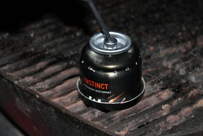 Best ideas about Alcohol Stove DIY . Save or Pin DIY Alcohol Stove Now.