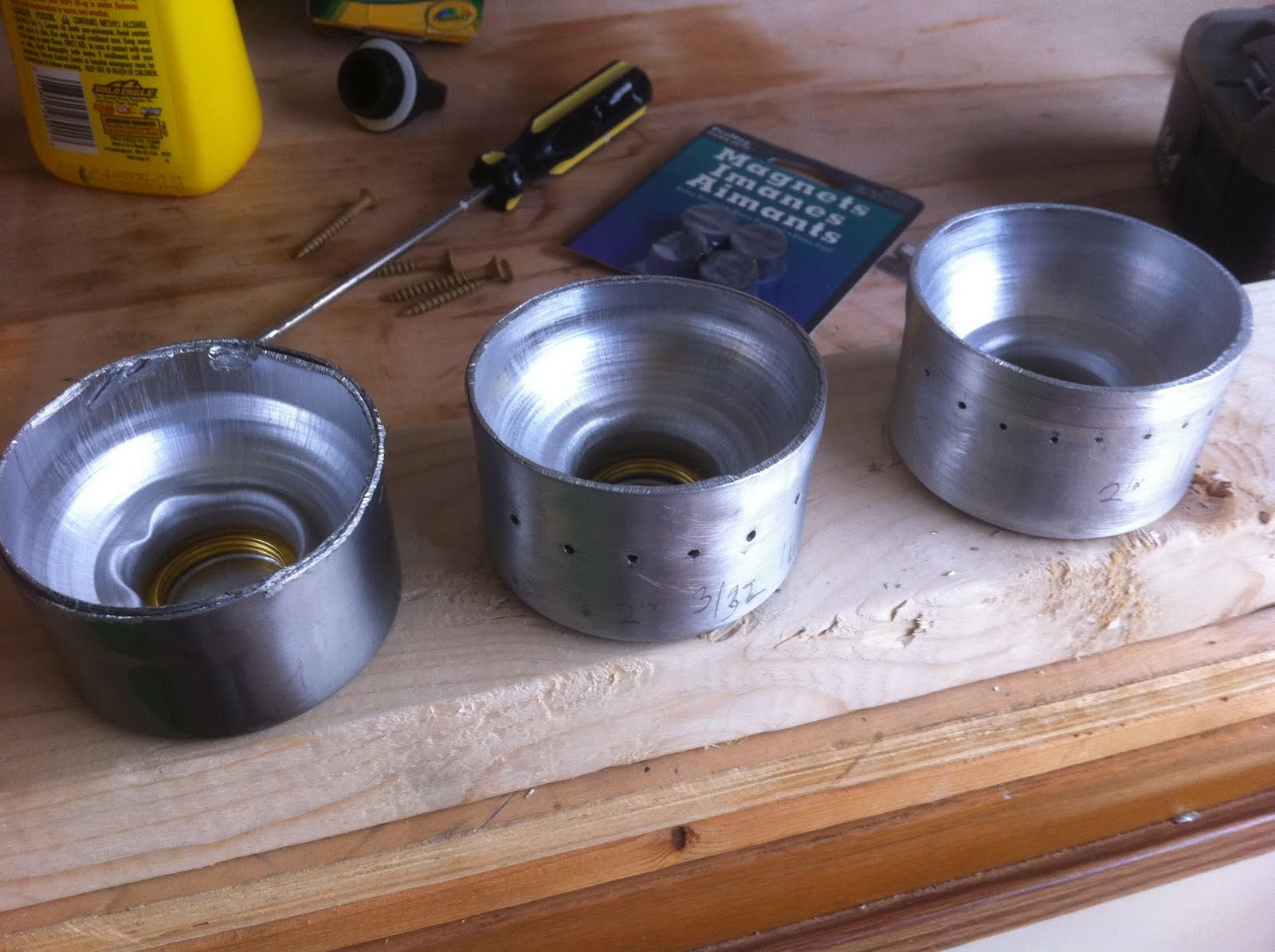 Best ideas about Alcohol Stove DIY . Save or Pin Running in Circles for Fun DIY Alcohol Backpacking Stove Now.