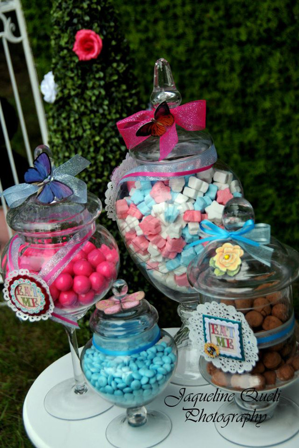 Best ideas about Alice In Wonderland Birthday Decorations . Save or Pin Kara s Party Ideas Alice in Wonderland Birthday Party Now.