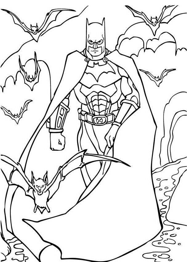 Best ideas about All Superhero Coloring Pages For Boys . Save or Pin Coloring Pages For Boys Free Coloring Home Now.