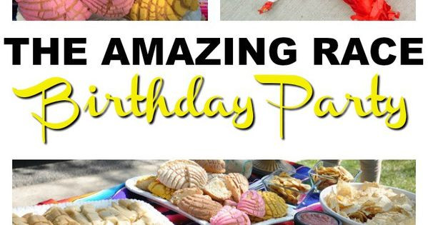 Best ideas about Amazing Race Birthday Party . Save or Pin The Amazing Race Birthday Party Now.