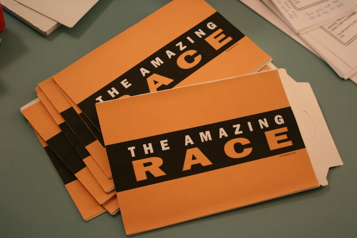 Best ideas about Amazing Race Birthday Party . Save or Pin Amazing Race party Now.
