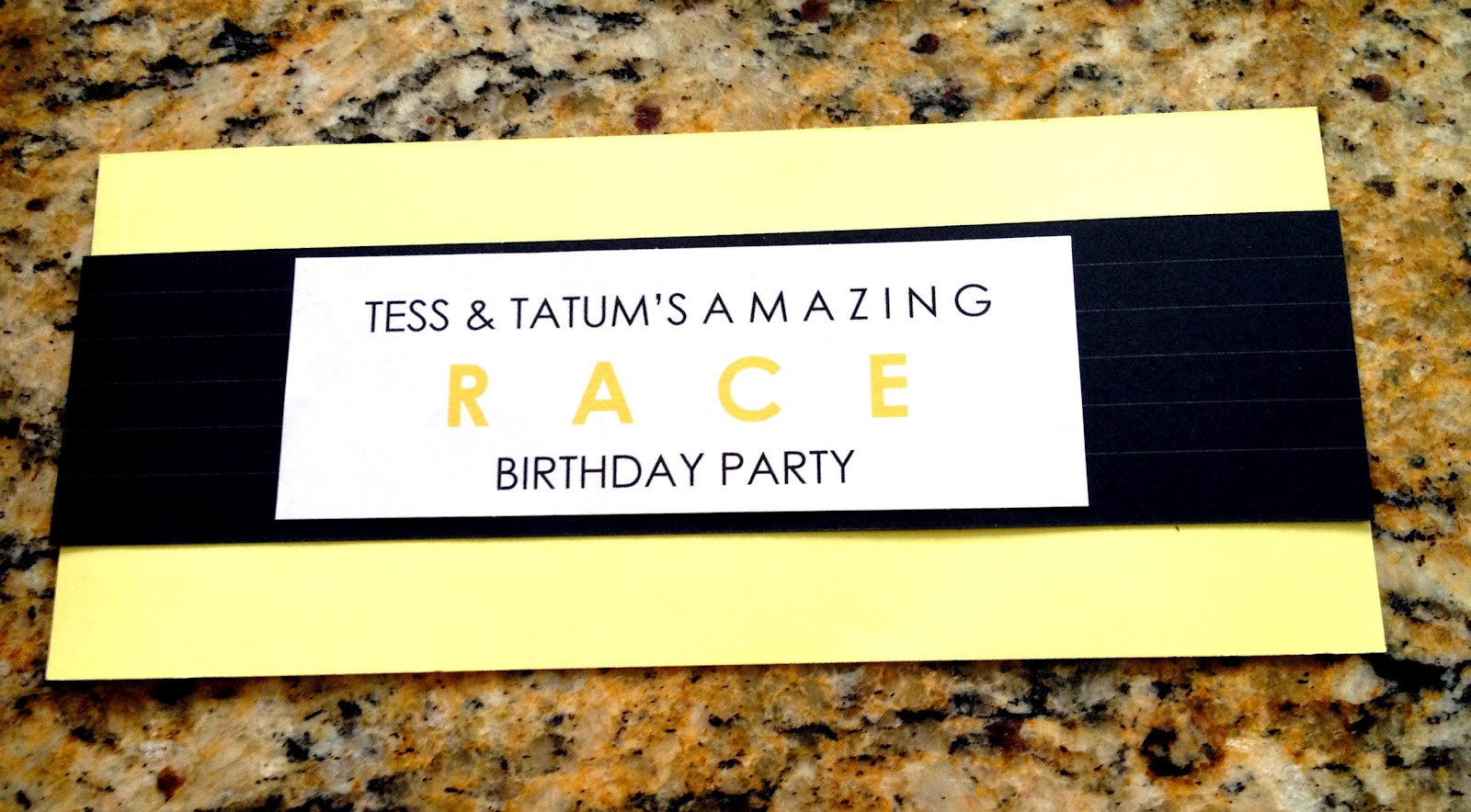 Best ideas about Amazing Race Birthday Party . Save or Pin simply brookes amazing race birthday party brookes version Now.
