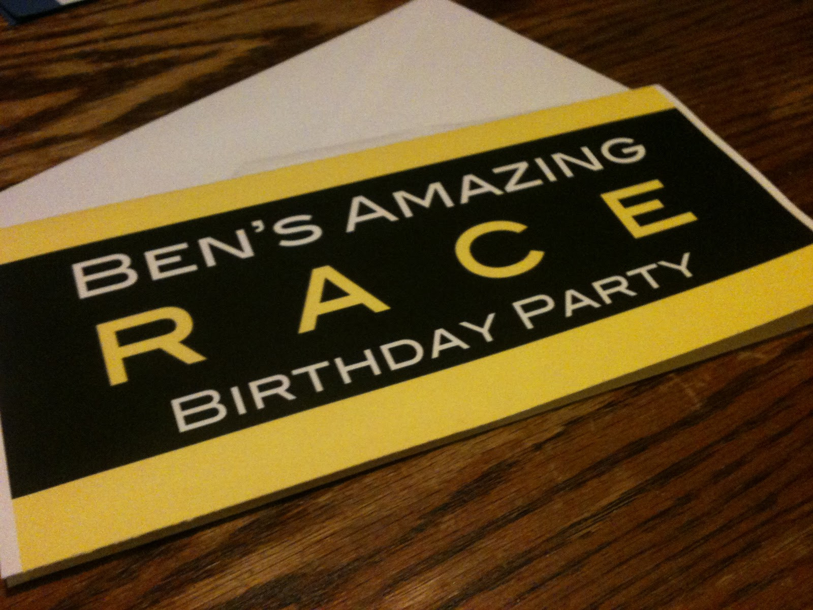 Best ideas about Amazing Race Birthday Party . Save or Pin Homeschool Musings Ben s Amazing Race Birthday Party Now.