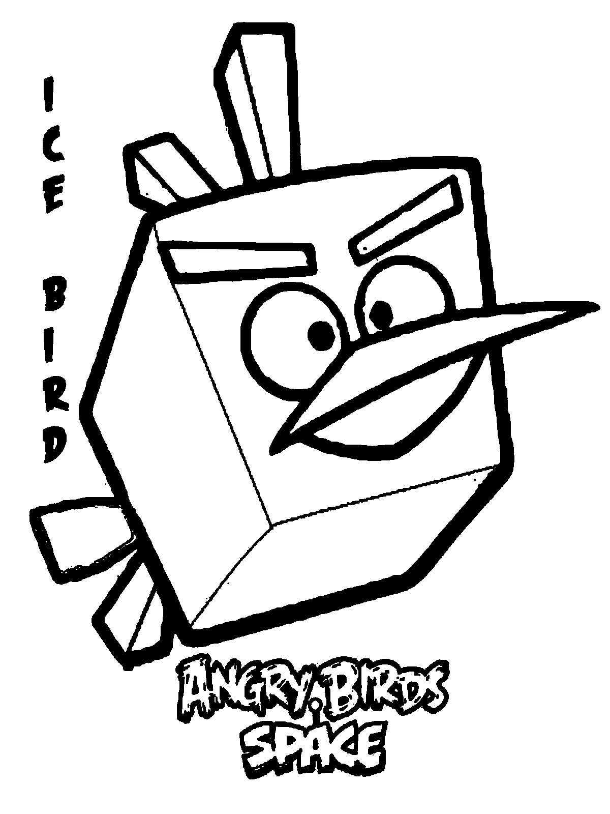 Best ideas about Angry Birds Coloring Pages For Kids Printable . Save or Pin Angry Birds Colouring Pages that You Can Use as Templates Now.