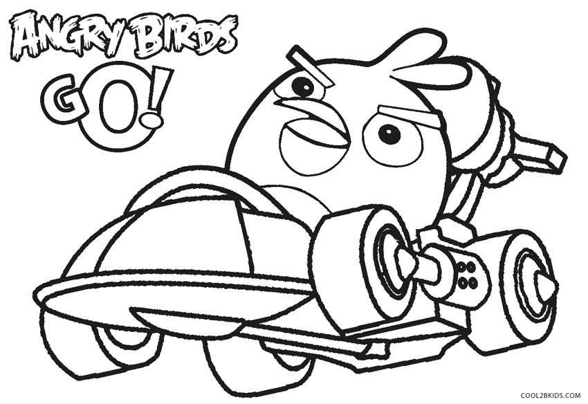 Best ideas about Angry Birds Coloring Pages For Kids Printable . Save or Pin Printable Angry Birds Coloring Pages For Kids Now.