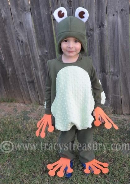 Best ideas about Animal Costume DIY . Save or Pin DIY Animal Costume DIY frog costume DIY Halloween Now.