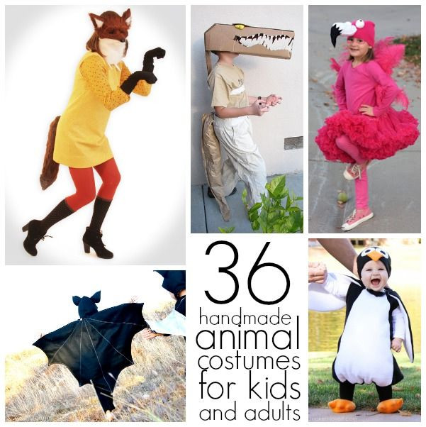 Best ideas about Animal Costume DIY . Save or Pin Animal Costumes on Pinterest Now.