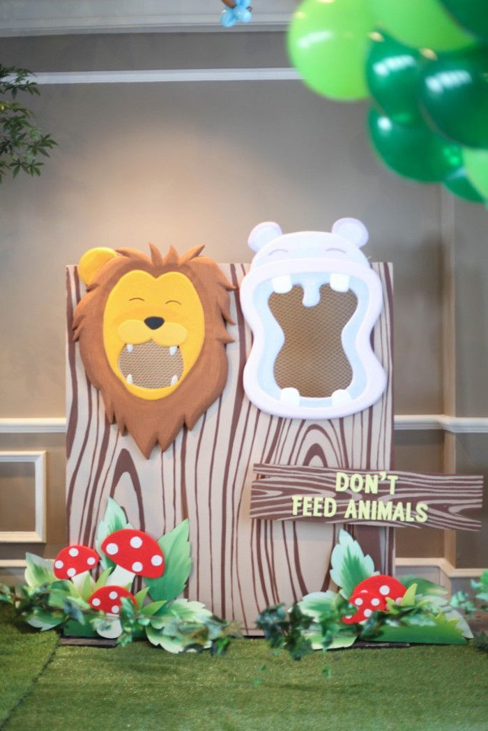 Best ideas about Animal Theme Birthday Party . Save or Pin 25 best ideas about Jungle animals on Pinterest Now.