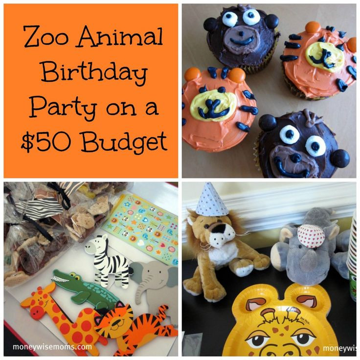 Best ideas about Animal Theme Birthday Party . Save or Pin 62 best Zoo Animal Birthday images on Pinterest Now.