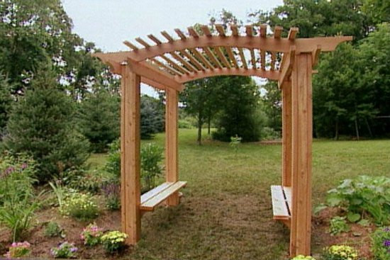 Best ideas about Arbor Plans DIY . Save or Pin 21 Brilliant DIY Backyard Arbor Ideas Now.