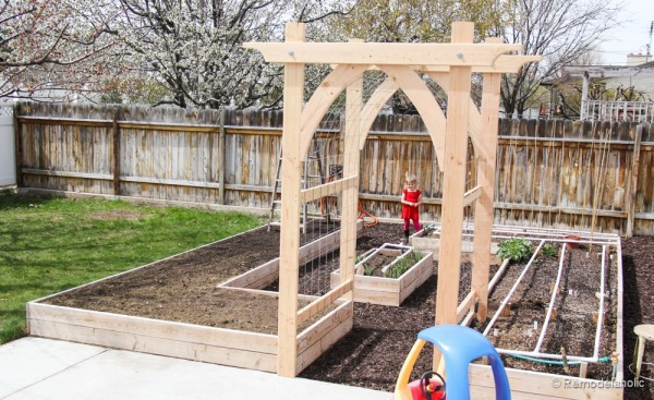 Best ideas about Arbor Plans DIY . Save or Pin Ana White Now.