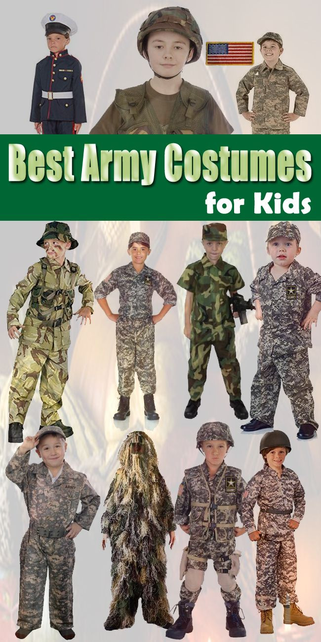 Best ideas about Army Girl Costume DIY . Save or Pin 17 Best images about Army Costumes for Kids & Adults on Now.