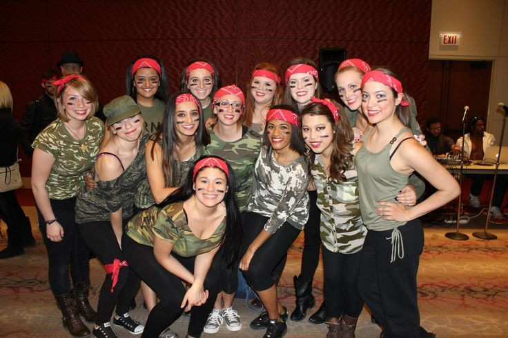 Best ideas about Army Girl Costume DIY . Save or Pin group dress up themes Google Search Now.