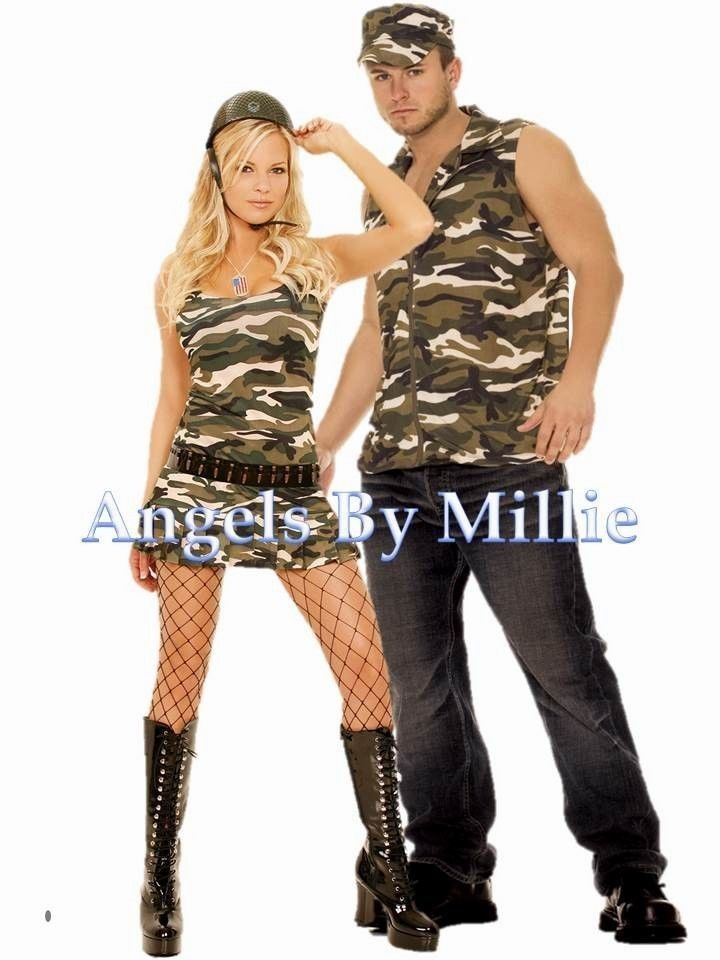 Best ideas about Army Girl Costume DIY . Save or Pin 1000 images about halloween costume ideas on Pinterest Now.