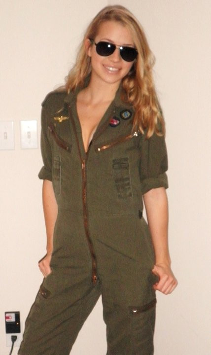 Best ideas about Army Girl Costume DIY . Save or Pin Tiffany Leigh Interior Design October 2012 Now.