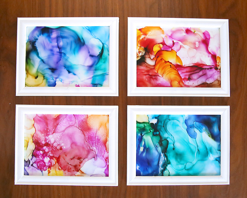Best ideas about Art Activities For Adults . Save or Pin fired ink art Now.