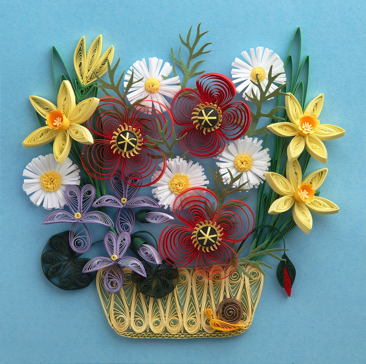 Best ideas about Art And Crafts . Save or Pin Paper craft Now.
