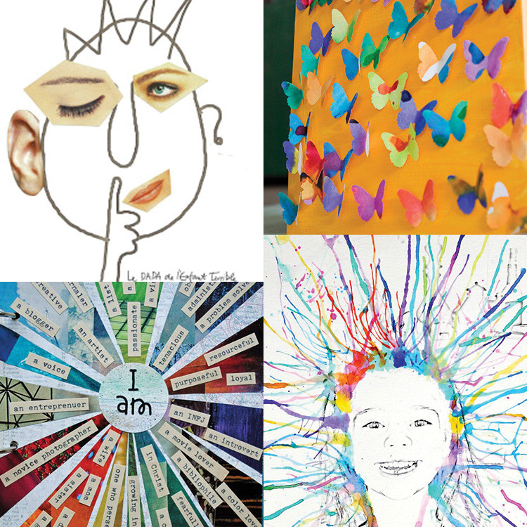 Best ideas about Arts And Crafts For Children . Save or Pin Make Art Not Crafts for Kids Now.
