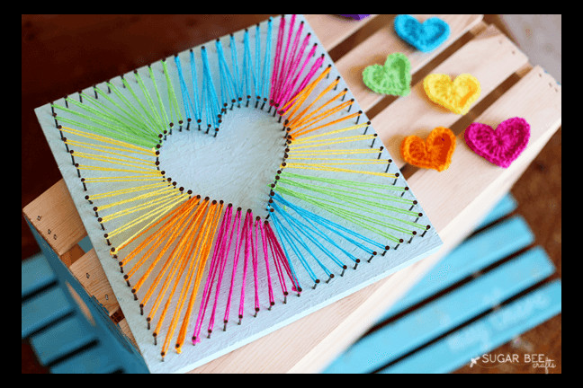 Best ideas about Arts And Crafts For Teenager . Save or Pin 40 Easy Crafts for Teens & Tweens Happiness is Homemade Now.