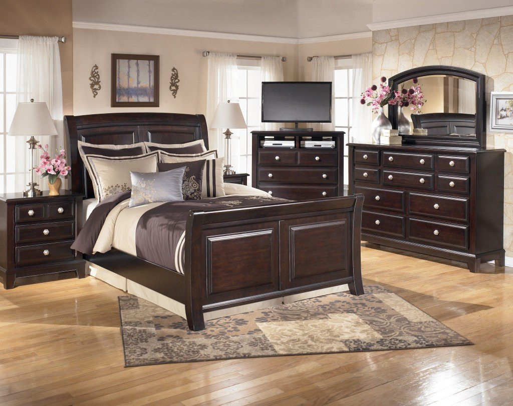Best ideas about Ashley Bedroom Furniture . Save or Pin Ashley Furniture Porter Bedroom Set Home Furniture Design Now.