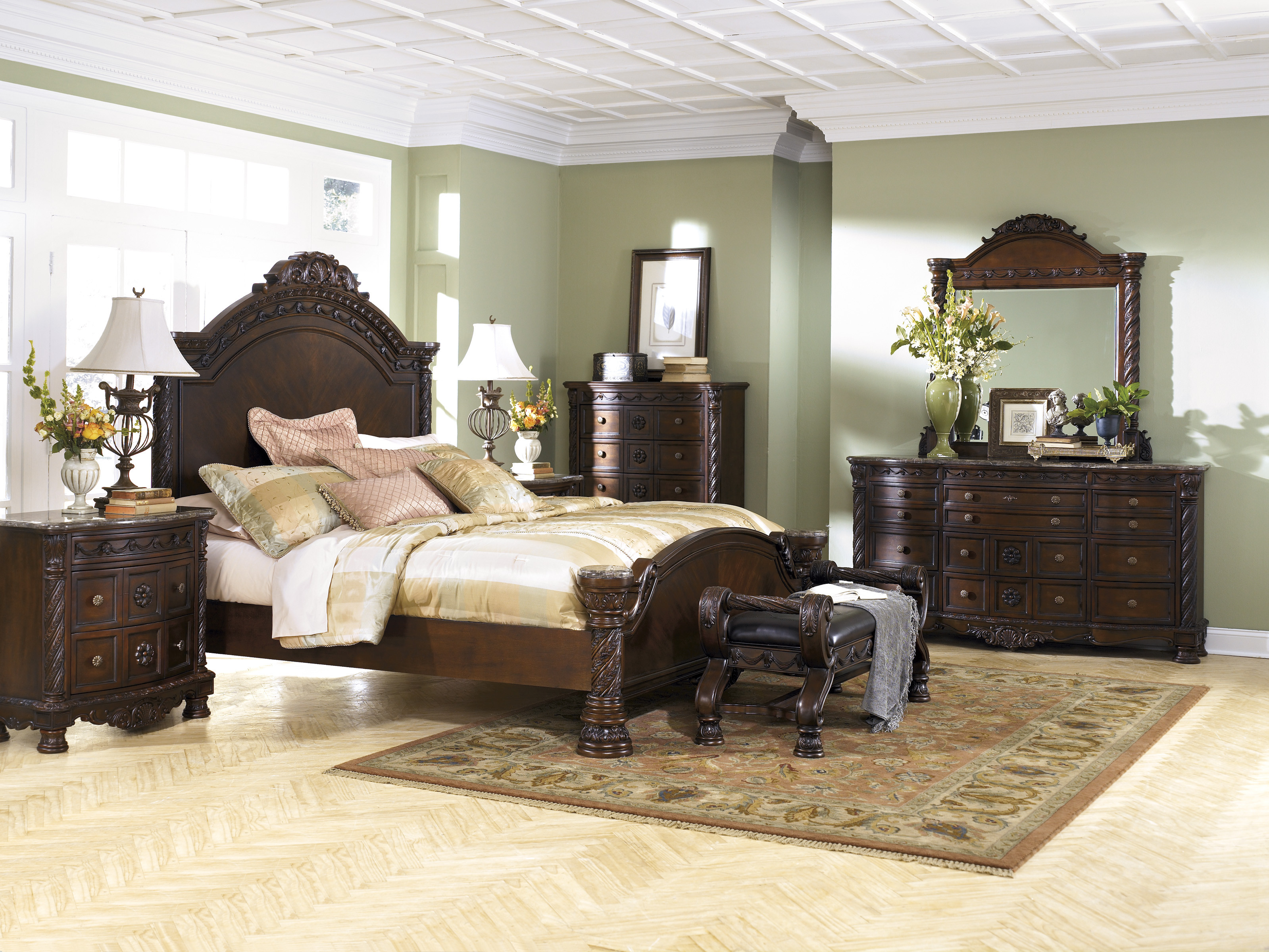 Best ideas about Ashley Bedroom Furniture . Save or Pin Bedroom Furniture Gallery Scott s Furniture Cleveland TN Now.