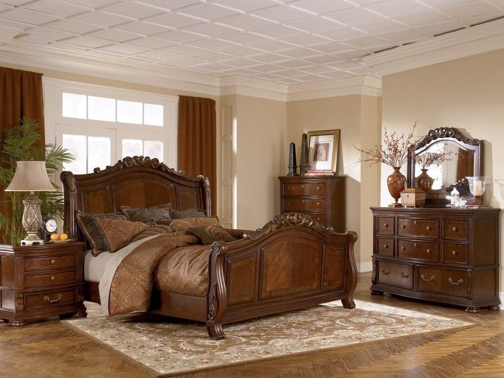 Best ideas about Ashley Bedroom Furniture . Save or Pin Ashley Furniture Bedroom Sets on Sale Now.