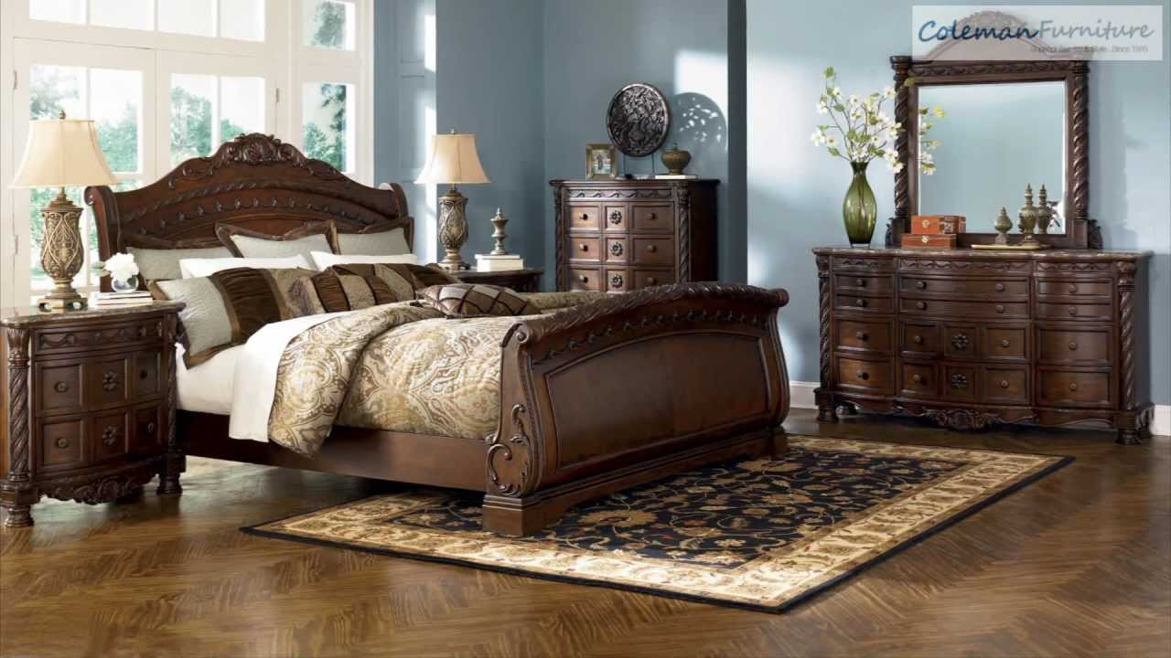 Best ideas about Ashley Bedroom Furniture . Save or Pin North Shore Bedroom Furniture from Millennium by Ashley Now.