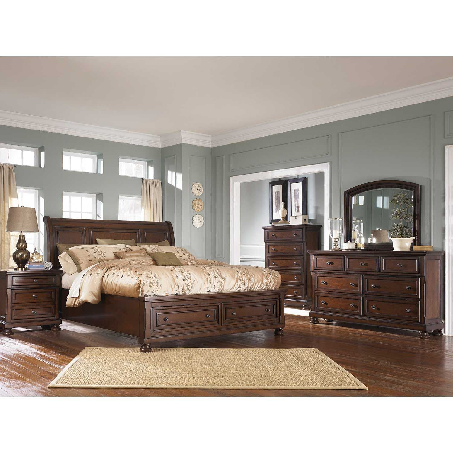 Best ideas about Ashley Bedroom Furniture . Save or Pin Porter Bedroom Set by Ashley Furniture is in Stock at AFW Now.