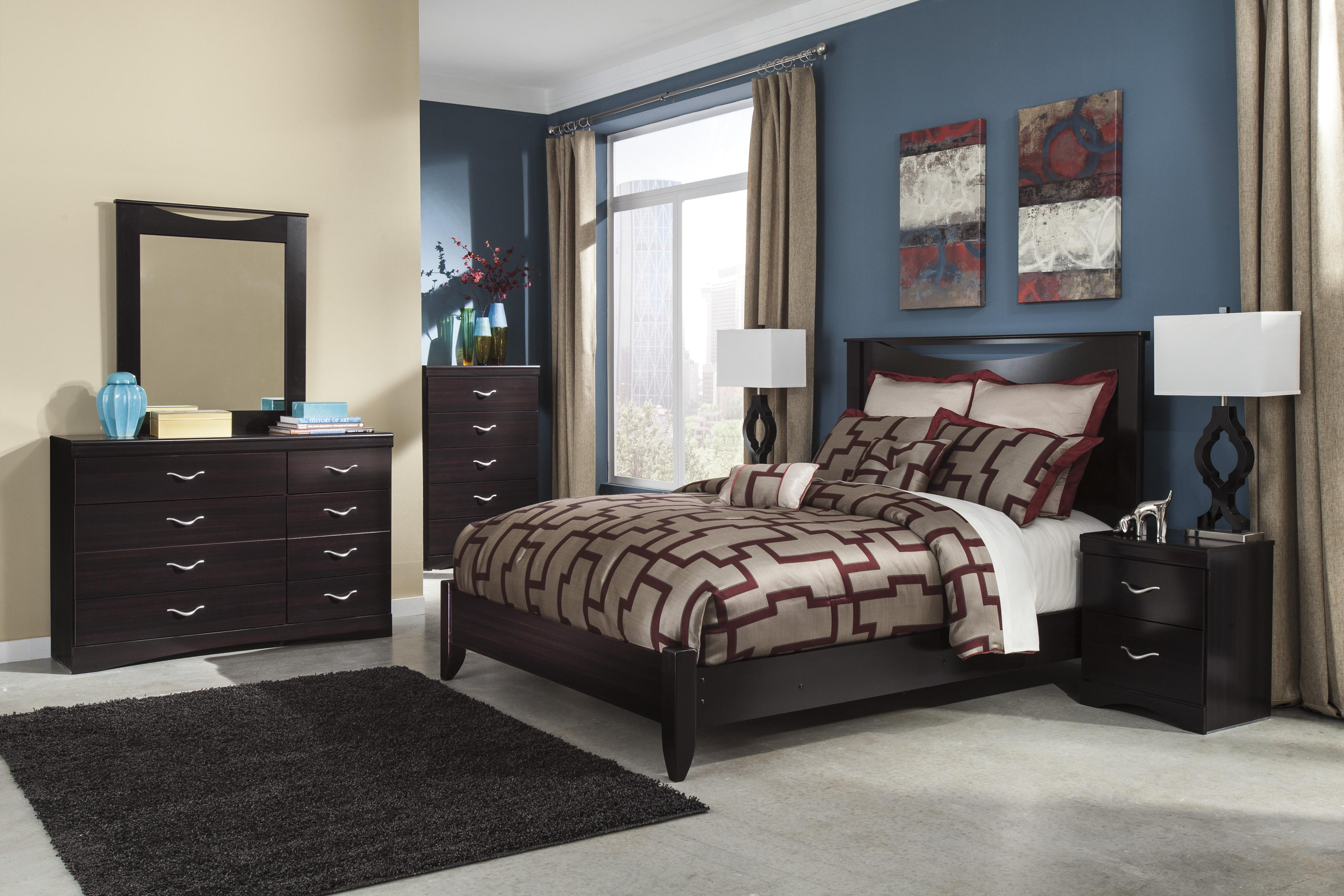 Best ideas about Ashley Bedroom Furniture . Save or Pin Ashley Signature Design Zanbury Queen Bedroom Group Now.