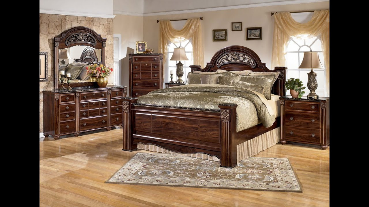 Best ideas about Ashley Bedroom Furniture . Save or Pin Ashley Furniture Shay Bedroom Set Now.