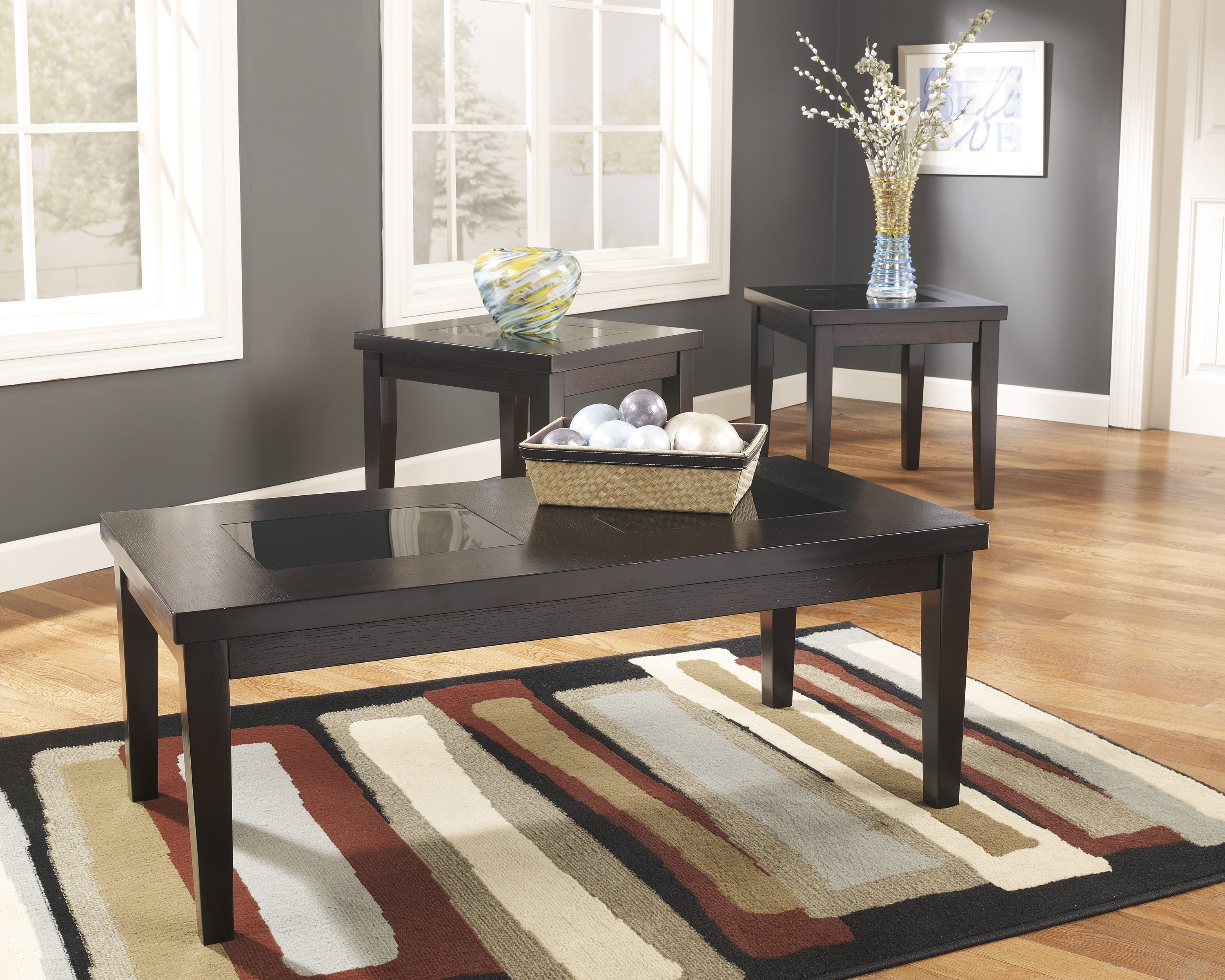 Best ideas about Ashley Furniture Coffee Tables . Save or Pin 58 Ashley Coffee Table Set Buy Ashley Furniture T352 13 Now.