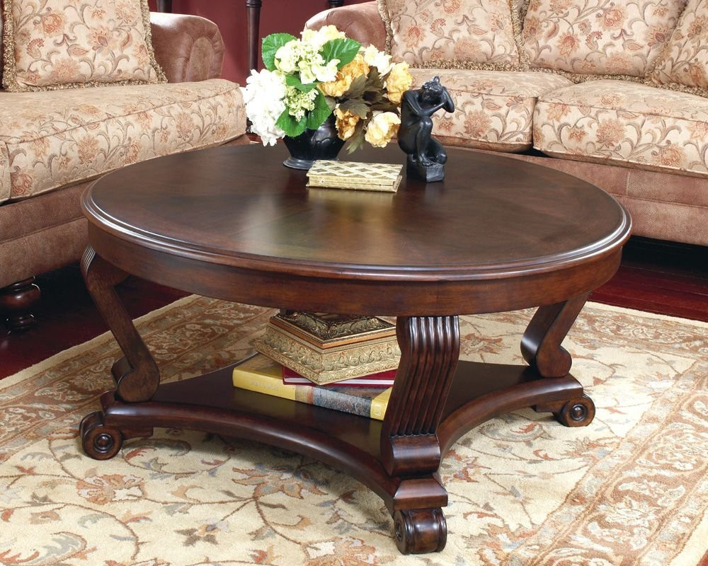 Best ideas about Ashley Furniture Coffee Tables . Save or Pin Traditional coffee tables and end tables ashley glass Now.