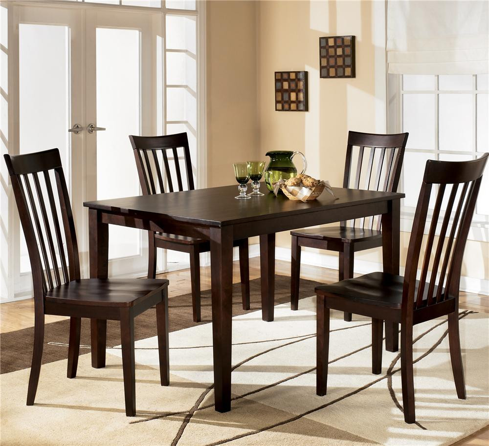 Best ideas about Ashley Furniture Dining Table . Save or Pin Ashley Furniture Hyland 5 Piece Dining Set with Now.