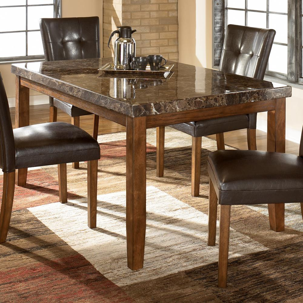 Best ideas about Ashley Furniture Dining Table . Save or Pin Signature Design by Ashley Lacey Rectangular Dining Table Now.