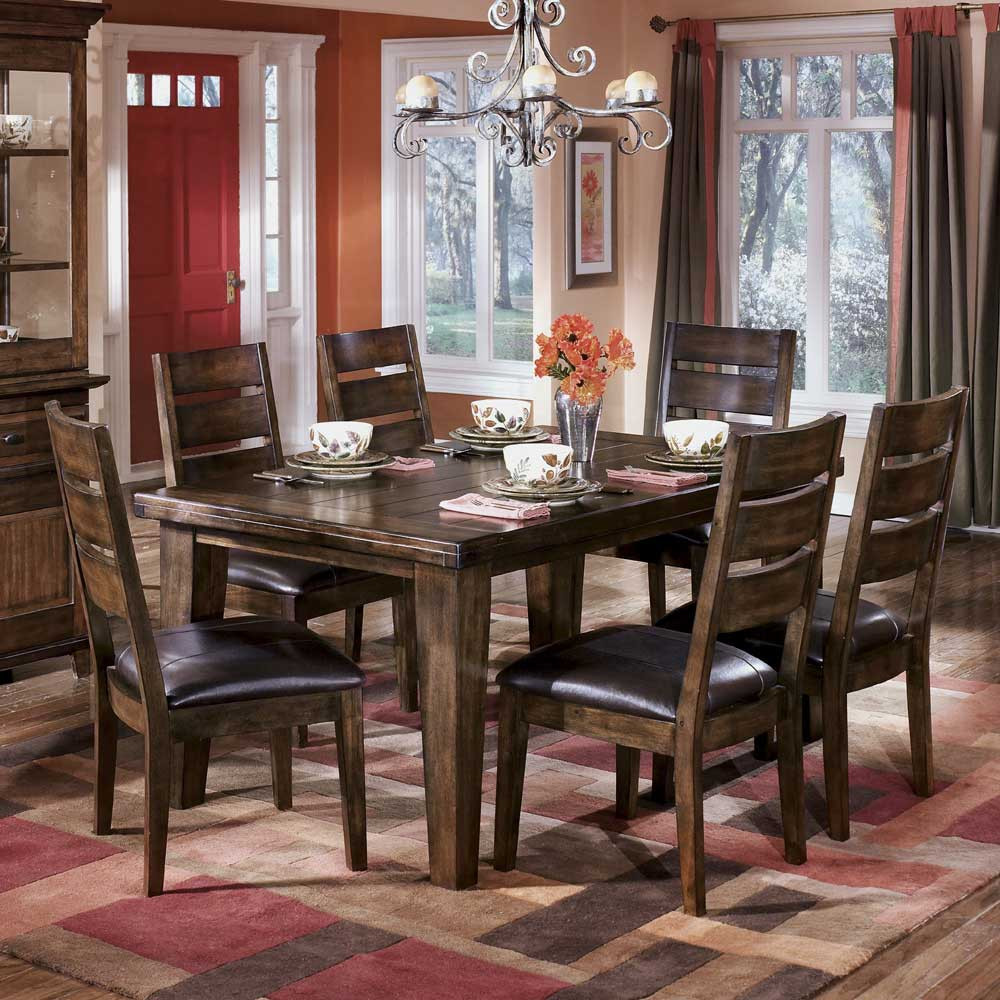 Best ideas about Ashley Furniture Dining Table . Save or Pin Signature Design by Ashley Furniture Larchmont Rectangular Now.