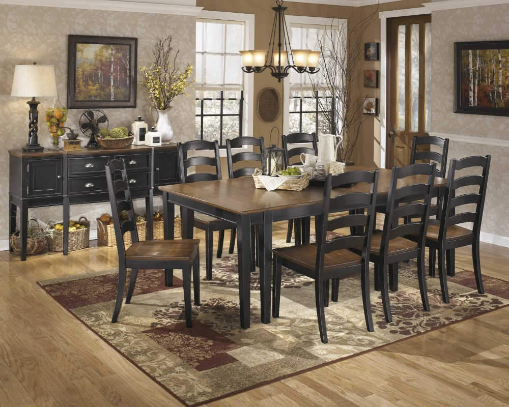 Best ideas about Ashley Furniture Dining Table . Save or Pin D580 45 Ashley Furniture Owingsville Dining Room Extension Now.