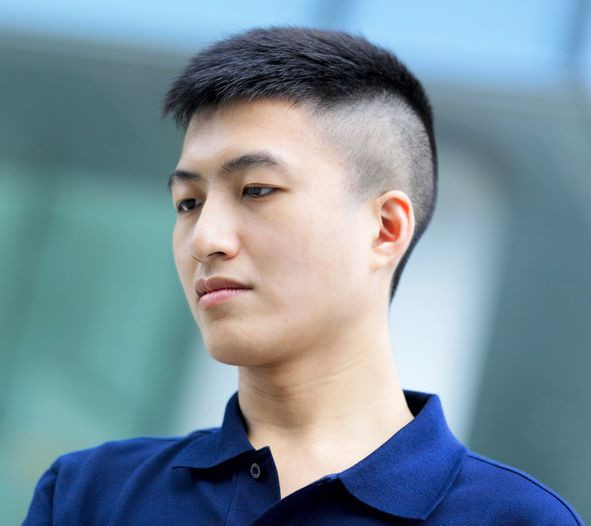 Best ideas about Asian Male Short Hairstyles . Save or Pin 17 Best ideas about Asian Men Hairstyles on Pinterest Now.