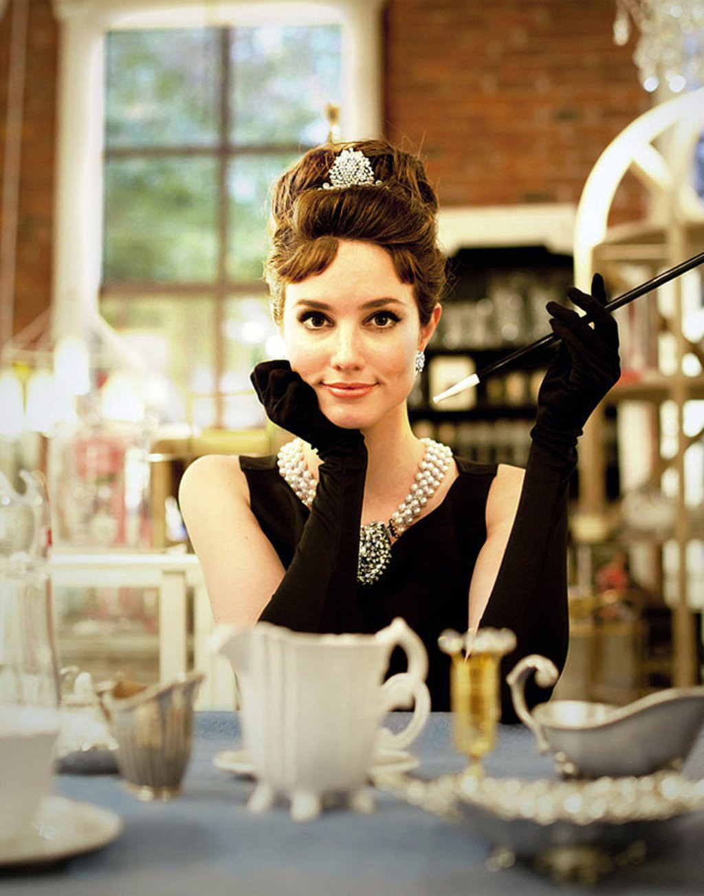 Best ideas about Audrey Hepburn DIY Costume . Save or Pin 3 Actually Fashionable DIY Halloween Costumes 303 Magazine Now.