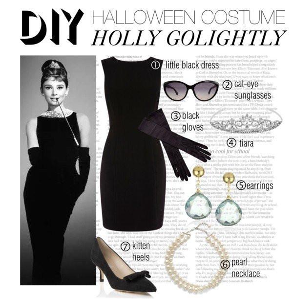 Best ideas about Audrey Hepburn DIY Costume . Save or Pin 4 Great Audrey Hepburn Halloween Costume Ideas Now.