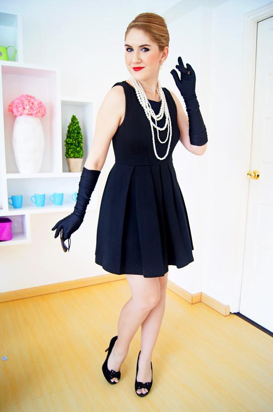 Best ideas about Audrey Hepburn DIY Costume . Save or Pin The Joy of Fashion DIY Halloween Costume Audrey Hepburn Now.