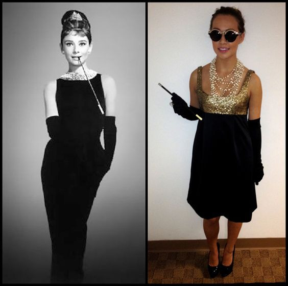 Best ideas about Audrey Hepburn DIY Costume . Save or Pin Pinterest • The world's catalog of ideas Now.