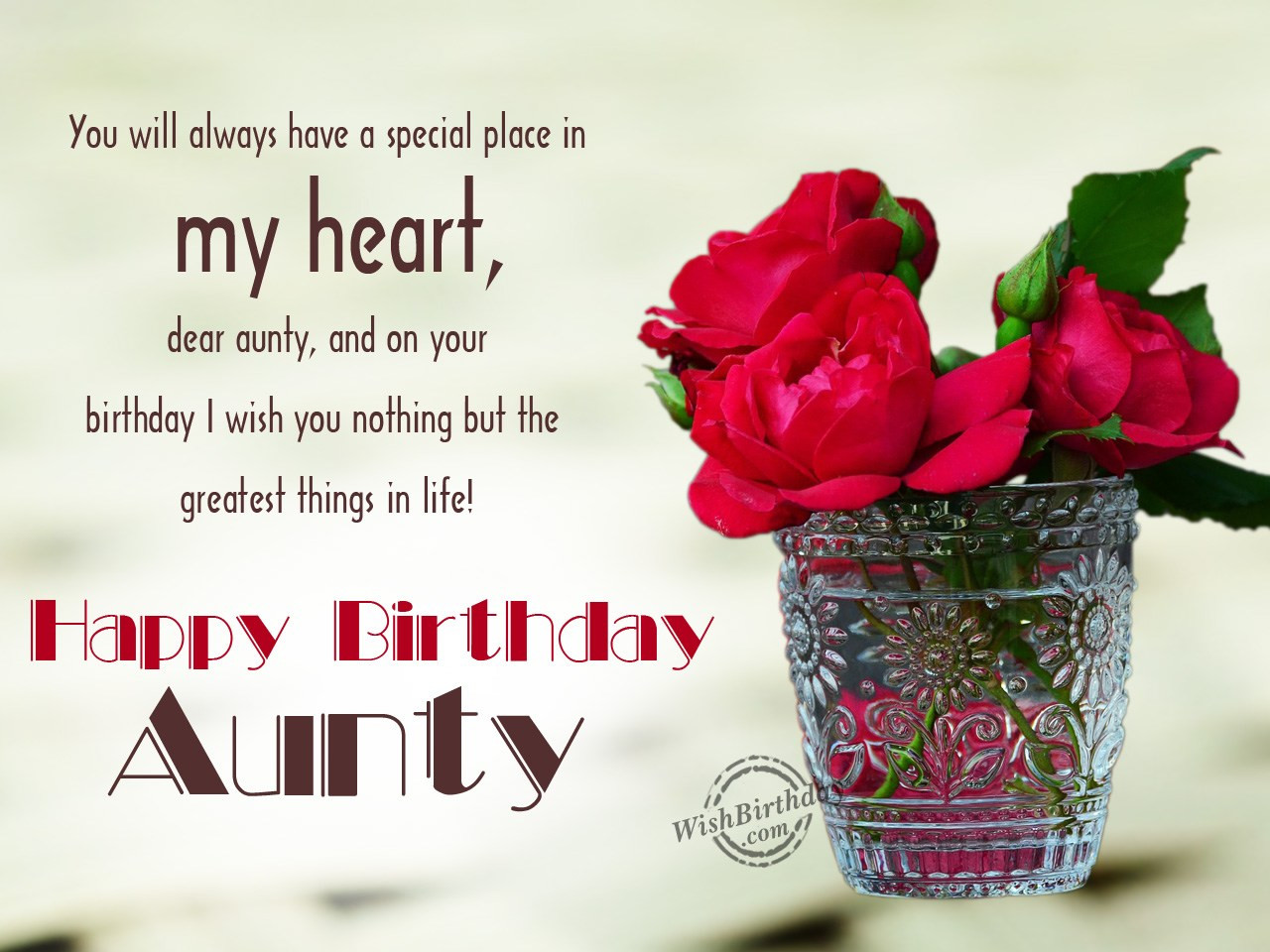 Best ideas about Aunt Birthday Wish . Save or Pin Birthday Wishes For Aunt Birthday Now.