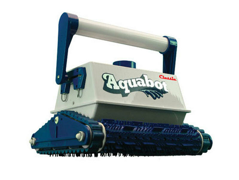 Best ideas about Automatic Inground Pool Cleaner . Save or Pin Aqua Products Classic Aquabot Inground Automatic Swimming Now.