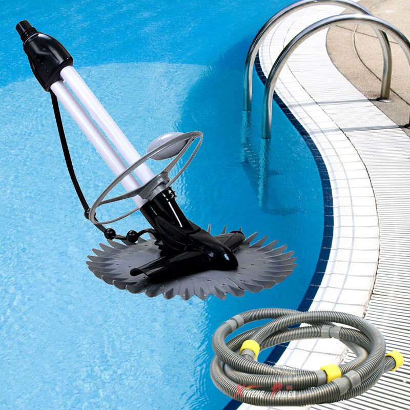Best ideas about Automatic Inground Pool Cleaner . Save or Pin Inground Automatic Swimming Pool Vacuum Cleaner Hover Wall Now.