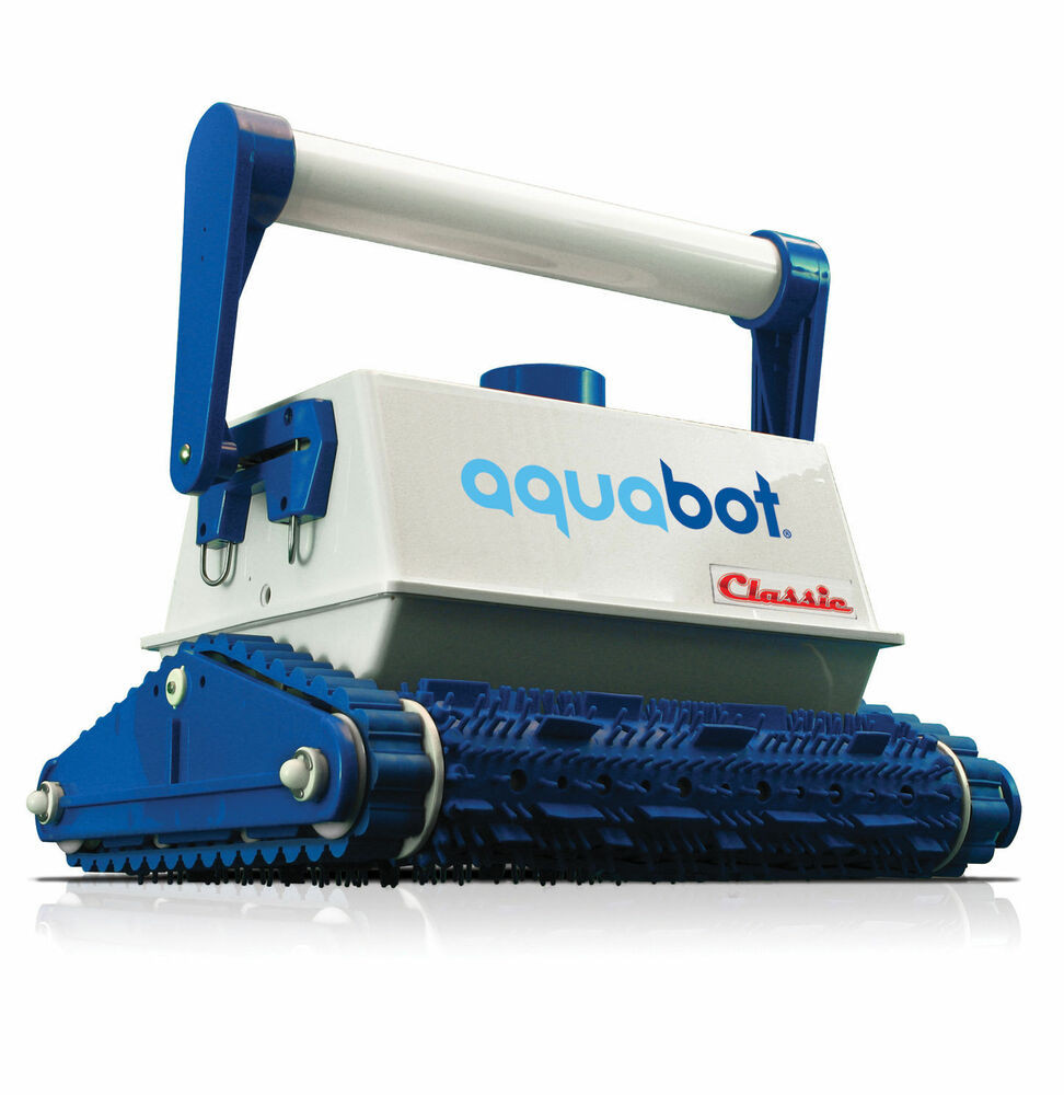 Best ideas about Automatic Inground Pool Cleaner . Save or Pin NEW Aquabot Classic AB Inground Automatic Robotic Swimming Now.
