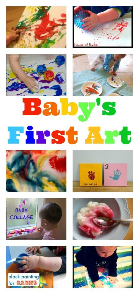 Best ideas about Babies Crafts Ideas . Save or Pin Brilliant ideas for baby first art Now.