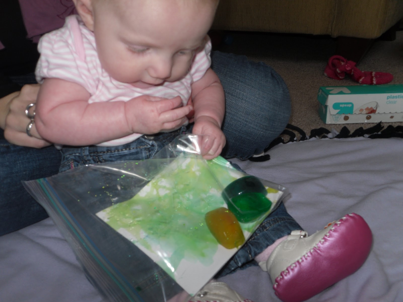Best ideas about Babies Crafts Ideas . Save or Pin Paint and Prozac Babies CAN do crafts Now.