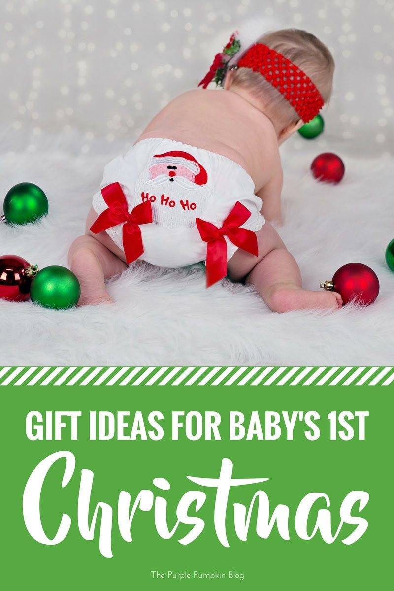 Best ideas about Baby 1St Christmas Gift Ideas . Save or Pin Gift Ideas for Baby s First Christmas Now.